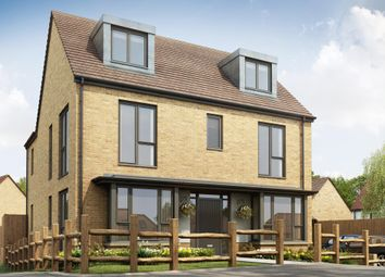 "Thumbnail 5 bed detached house for sale in ""Nightingale"" at The Green, Upper Lodge Way, Coulsdon"