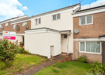 Thumbnail 3 bed terraced house for sale in Marshall Close, Tiverton