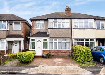 Thumbnail 4 bedroom semi-detached house for sale in Money Lane, West Drayton, Middlesex