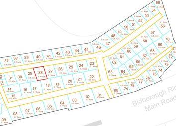Thumbnail Land for sale in Plot 28 Land At Bidborough Ridge, Bidborough, Tunbridge Wells, Kent
