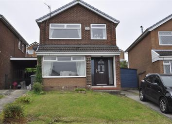 Thumbnail 3 bed detached house for sale in Fold Crescent, Carrbrook, Stalybridge