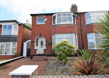 3 bed semi-detached house for sale in Scott Road, Prestwich, Manchester M25