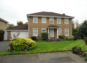 Thumbnail 4 bed detached house for sale in Beaulieu Close, Datchet, Berkshire