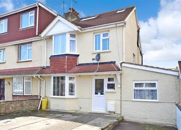Thumbnail 5 bed end terrace house for sale in Orchard Avenue, Lancing, West Sussex