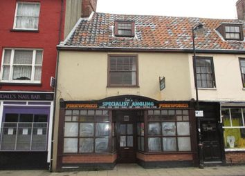 Thumbnail Commercial property for sale in Parkholme Terrace, High Street, Lowestoft