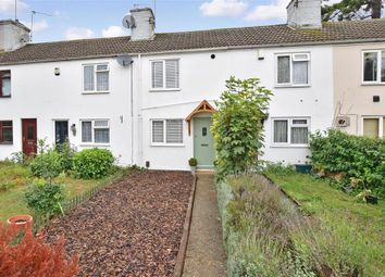 Thumbnail 2 bed terraced house for sale in Station Road, Ditton, Aylesford, Kent