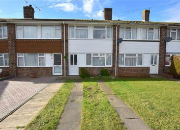 Thumbnail 3 bed terraced house for sale in Daniel Close, Lancing, West Sussex
