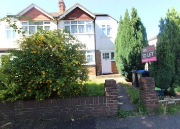 Thumbnail 1 bed flat to rent in Cromwell Avenue, New Malden