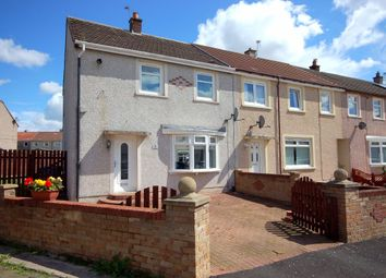 Thumbnail 2 bed end terrace house for sale in Cherry Place, Uddingston, Glasgow