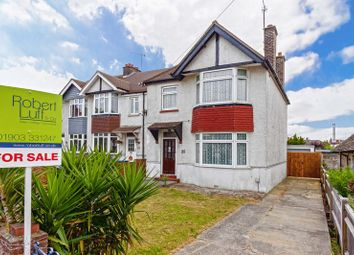 Thumbnail 3 bed detached house for sale in Ladydell Road, Broadwater, Worthing