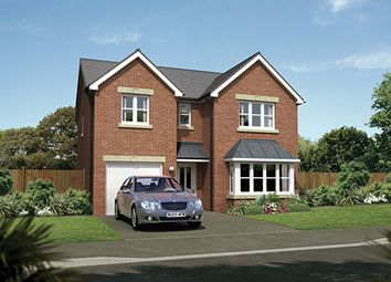 """Thumbnail 4 bed detached house for sale in """"Hampsfield II"""" at Troon"""