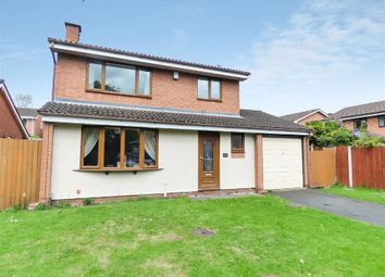 Thumbnail 4 bedroom detached house for sale in Cygnet Drive, Telford, Telford, Shropshire