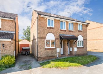 Thumbnail 2 bed semi-detached house to rent in Welham Grove, Retford