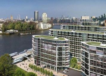 Thumbnail 3 bedroom flat for sale in 5 Riverlight Quay, London