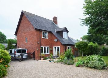 Thumbnail 3 bed detached house for sale in Park Hill, Tiverton