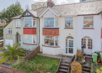Thumbnail 3 bed terraced house for sale in Clifton Grove, Paignton