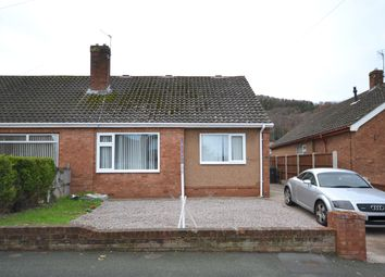 Thumbnail 4 bed semi-detached bungalow for sale in The Dale, Abergele