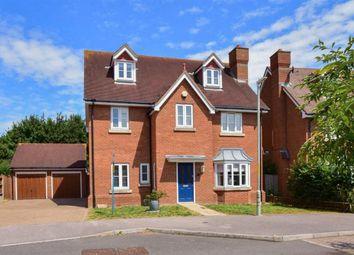 Thumbnail 6 bed detached house for sale in Pochard Crescent, Stillwater Park, Herne Bay, Kent