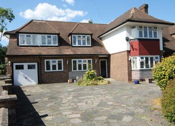 Thumbnail 7 bed detached house for sale in Dorset Drive, Edgware