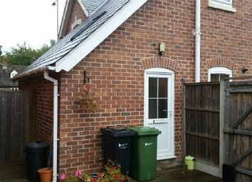 Thumbnail 1 bed flat to rent in St. Owen Street, Hereford