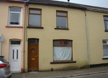 Thumbnail 4 bed terraced house to rent in Landraw Road, Maesycoed, Pontypridd