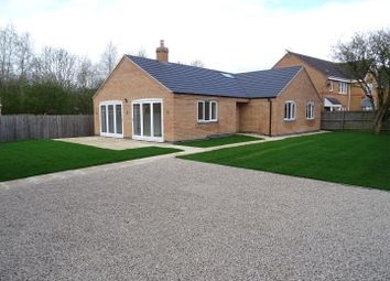 Thumbnail 3 bed detached bungalow for sale in Bardon Road, Coalville, Leicestershire