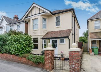 Thumbnail 3 bed detached house for sale in Janson Road, Shirley, Southampton