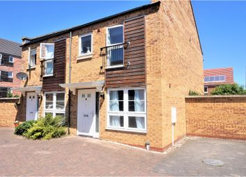 Thumbnail 2 bed semi-detached house for sale in Berberis Way, Grimsby