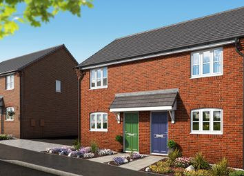 "Thumbnail 2 bed property for sale in ""The Buttercup At Mill Farm, Tibshelf"" at Mansfield Road, Tibshelf, Alfreton"