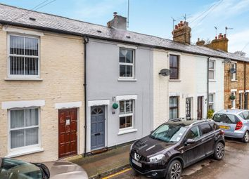 Thumbnail 2 bedroom terraced house for sale in Chambers Street, Hertford