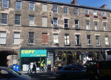 Thumbnail 4 bedroom flat to rent in Morrison Street, West End, Edinburgh