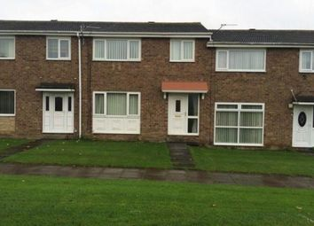 Thumbnail 3 bed terraced house for sale in Chesterhill, Cramlington, Northumberland
