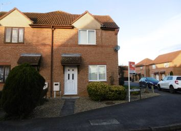 Thumbnail 1 bed terraced house to rent in Truro Close, Sleaford