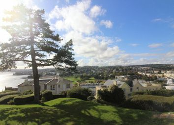 Thumbnail 3 bed flat to rent in St. Lukes Road South, Torquay