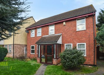 Thumbnail 5 bed detached house for sale in Garland Way, Emerson Park