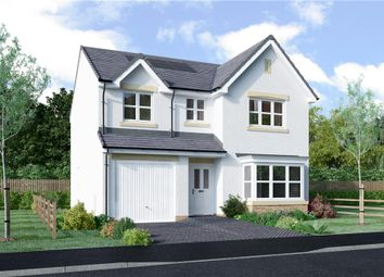 "Thumbnail 4 bed detached house for sale in ""Murray"" at Queen Mary Avenue, Clydebank"