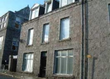 Thumbnail 1 bed flat to rent in Bon Accord Street, Aberdeen