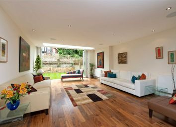 Thumbnail 4 bedroom property for sale in Fairfax Road, Swiss Cottage
