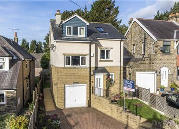 Thumbnail 3 bed detached house for sale in Highfield Villas, Street Lane, East Morton, Keighley