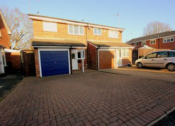 Thumbnail 2 bed semi-detached house to rent in Tenbury Close, Church Hill North, Redditch, Worcs