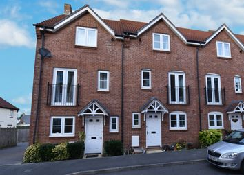 Thumbnail 4 bed town house for sale in Paulls Close, Martock