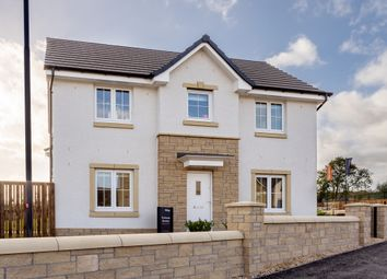 Thumbnail 3 bed detached house for sale in Off Dullatur Road, Cumbernauld