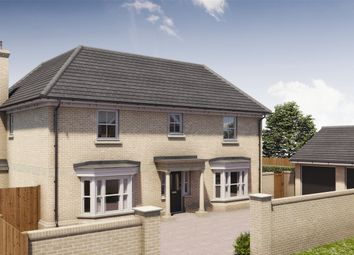 Thumbnail 5 bed detached house for sale in Meadow Gardens, Hunsdon Road, Widford, Hertfordshire