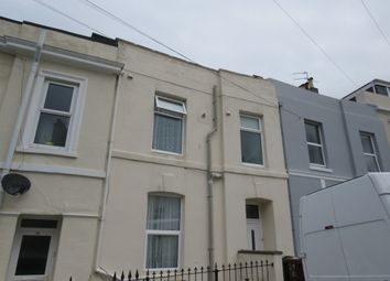 Thumbnail 2 bed maisonette for sale in Arundel Crescent, North Road West, Plymouth