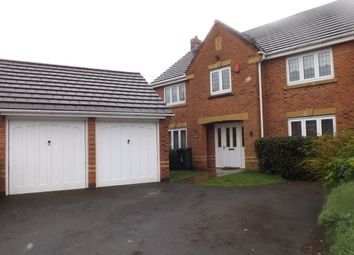 Thumbnail 4 bed property to rent in New Hampshire Close, Chapelford