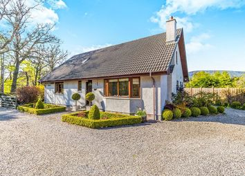 Thumbnail 5 bed detached house for sale in Carn-Mhor Glenglass Road, Evanton, Dingwall