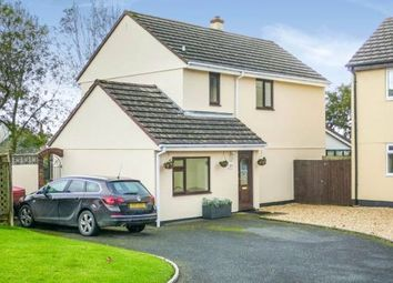 Thumbnail 4 bed detached house for sale in The Vineyards, Holsworthy