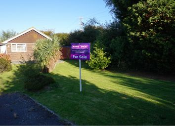 Thumbnail 2 bed detached bungalow for sale in Swallow Gardens, Weston-Super-Mare