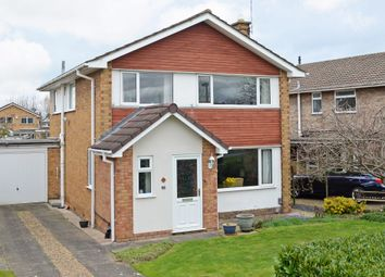 Thumbnail 3 bedroom detached house for sale in Huntsmans Walk, York