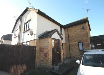 Thumbnail 1 bedroom detached house for sale in Selkirk Drive, Erith